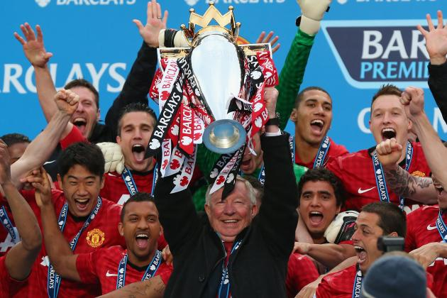 Sir Alex Ferguson's Best Manchester United Team of All Time