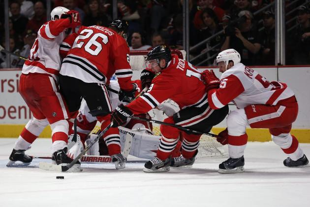 NHL Playoffs: Why the Chicago Blackhawks Will Beat the Detroit Red Wings in 6