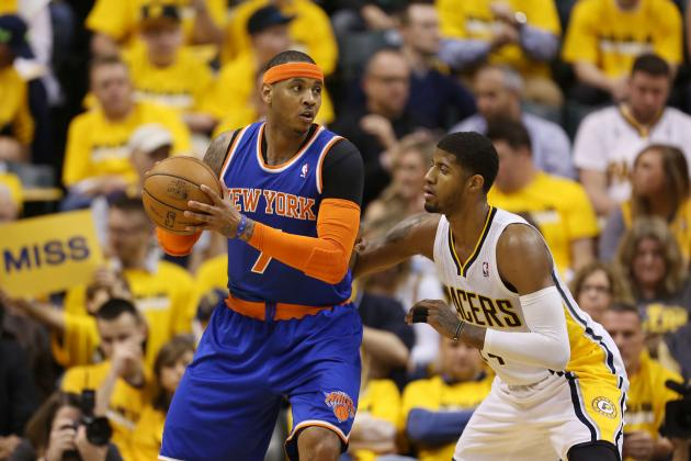 NBA Picks: New York Knicks vs. Indiana Pacers, Game 4