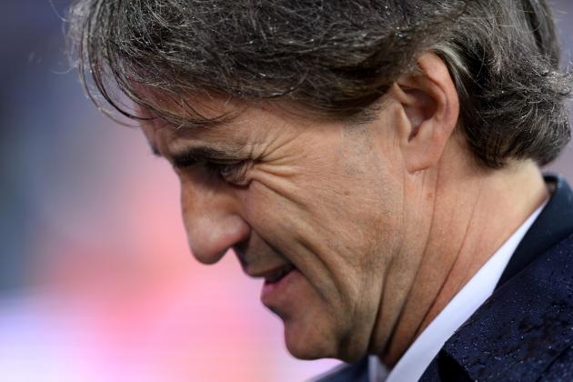 4 Possible Destinations for Roberto Mancini Following Manchester City Firing