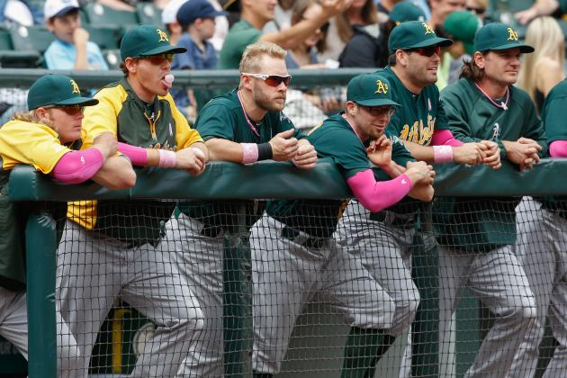 First-Quarter Grades for the Oakland Athletics
