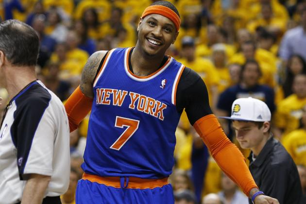 Grading Every NY Knicks Players' 2nd Round Performance so Far