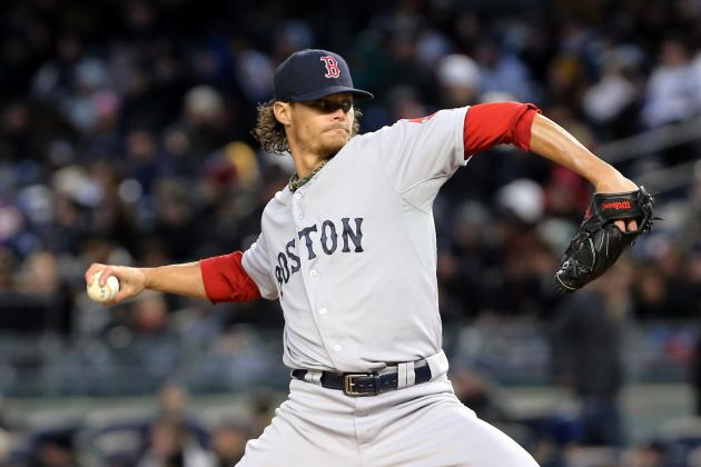 2013 MLB Cy Young Award: Top 10 Candidates at the Quarter Mark