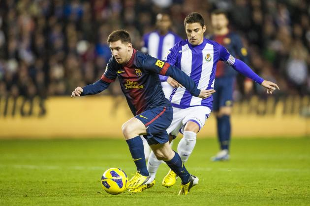 Barcelona vs. Real Valladolid: Key Battles to Watch in La Liga