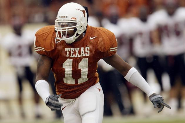 Texas Football: Power Ranking the 10 Best De
