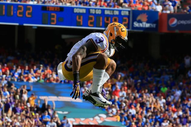 LSU Football: Ranking the 5 Best Offensive Weapons for the Tigers