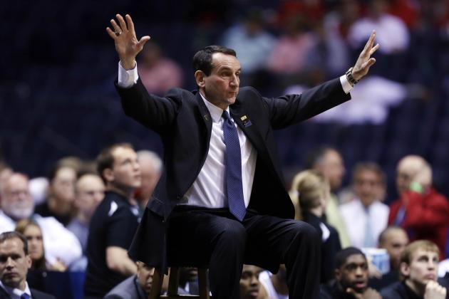 Duke Basketball: 5 Most Important Traits Mike Krzyzewski Looks for in a Player