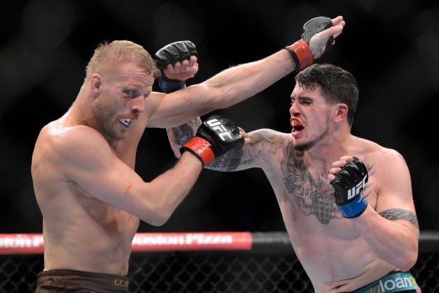 UFC on FX 8 Main-Card Staff Predictions