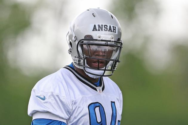 Detroit Lions: 5 Players Poised for a Breakout Campaign in 2013