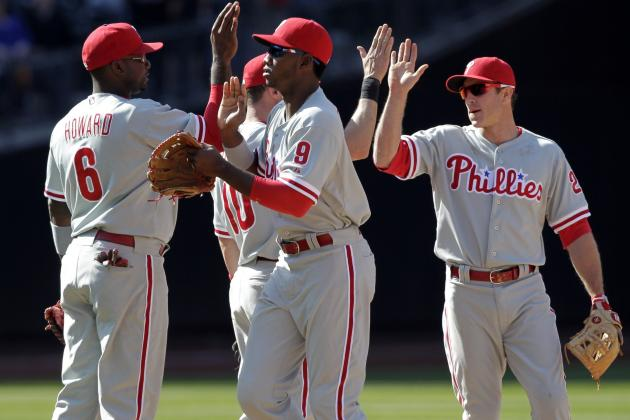 Philadelphia Phillies: Handing Out First-Quarter Grades to the Players, Manager