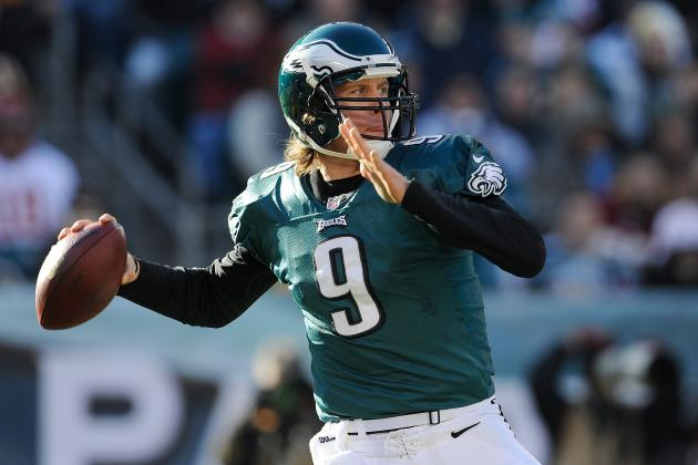 Projecting the 2013 Stats of Philadelphia Eagles' Quarterbacks
