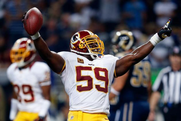 Washington Redskins: Predicting Their Defensive Depth Chart for the 2013 Season
