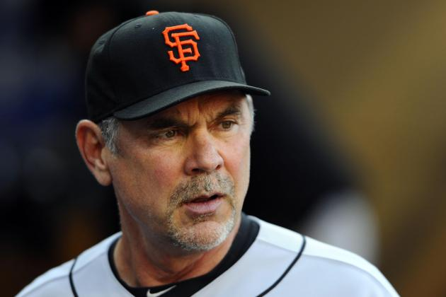 San Francisco Giants: First-Quarter Team Grades