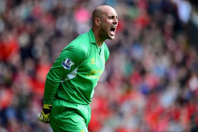 Liverpool: 6 Goalkeepers Who Could Replace Pepe Reina