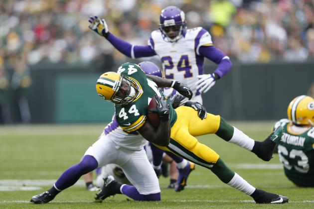 5 Green Bay Packers Feeling the Most Pressure Heading into Camp