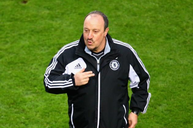 Rafael Benitez: Summer Job Options for Chelsea's Europa League-Winning Manager