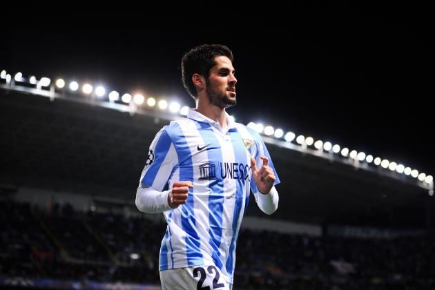 World Football Gossip Roundup: Isco, Wayne Rooney, Edinson Cavani, Frank Lampard