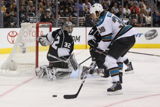 San Jose Sharks vs. Los Angeles Kings: Game-by-Game Predictions
