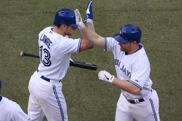 Toronto Blue Jays: 1st-Quarter Grades by Every Unit