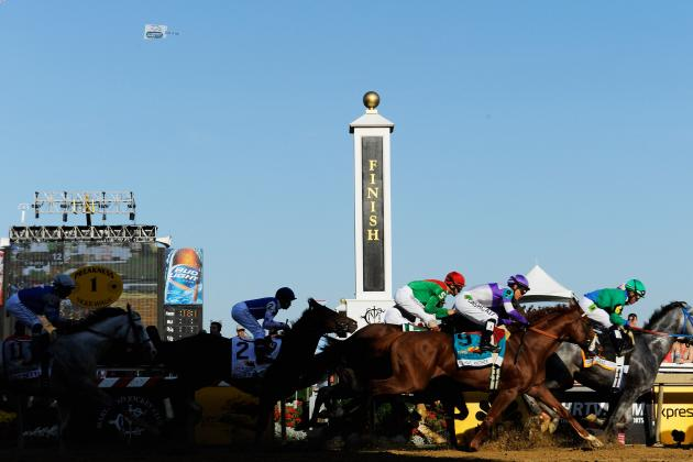 Preakness Horses 2013: Power Ranking This Year's Contenders