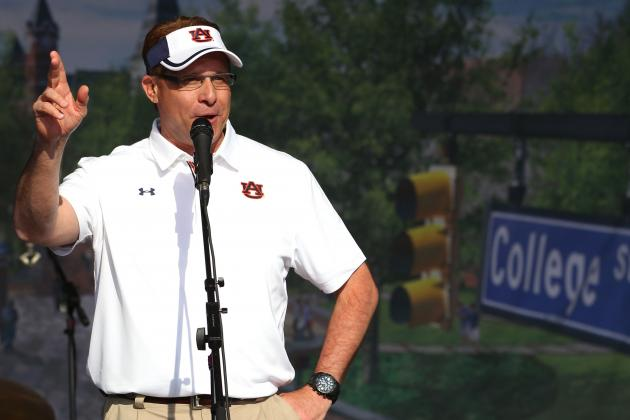 Biggest Adversities a New College Football Coach Must Tackle in Year One