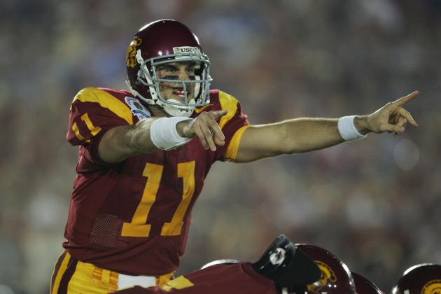 Pac-12 Football: 10 Best Pac-12 Quarterbacks of All Time