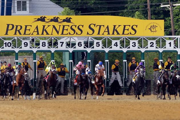 2013 Preakness Post Positions: Predictions and Slot Analysis for Every Horse