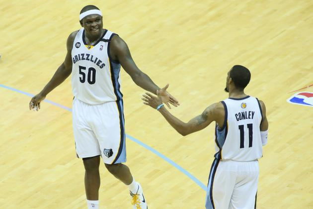 Oklahoma City Thunder vs. Memphis Grizzlies: Game 5 Postgame Grades and Analysis