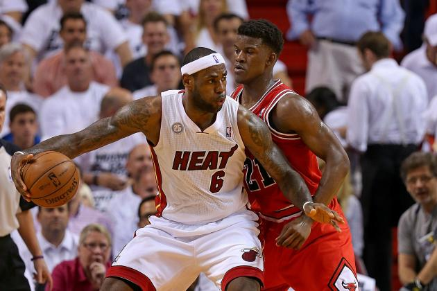Chicago Bulls vs. Miami Heat: Game 5 Postgame Grades and Analysis