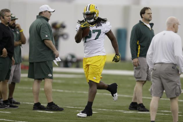 Green Bay Packers: Early Look at 2013 Training Camp Battles