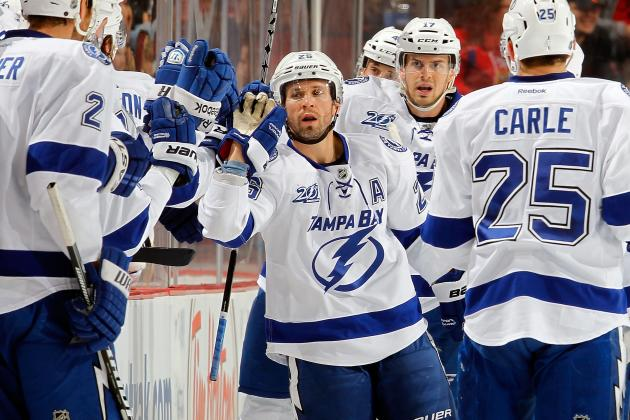 Predicting If Tampa Bay Lightning's Top Stars Will Improve or Decline in 2014