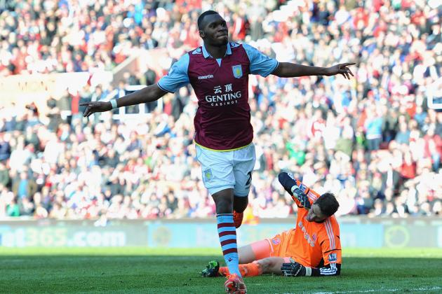 Christian Benteke: 4 Most Likely Transfer Destinations If He Leaves Aston Villa