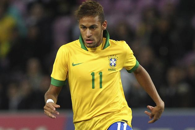 World Football Gossip Roundup: Neymar, Radamel Falcao, Marc-Andre Ter Stegen