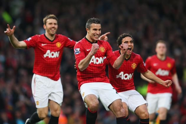 Grading Every Member of Manchester United's Premier League Squad from A to F
