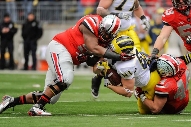 2014 Big Ten Football Schedule: Winners and Losers