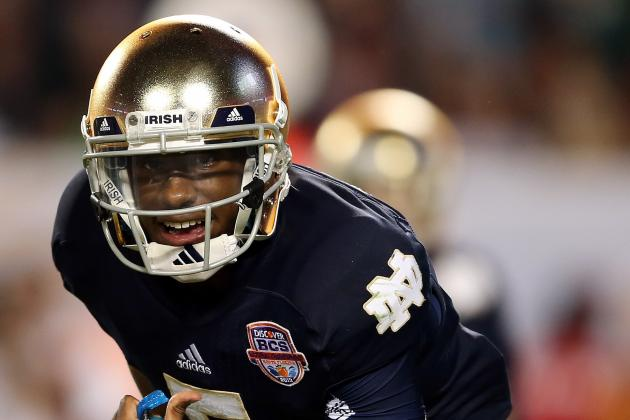 5 Dark-Horse BCS Title Contenders for 2013 College Football Season