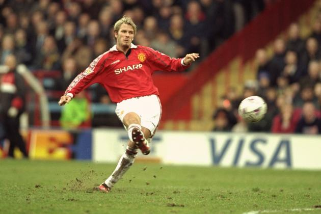 David Beckham's Career-Defining Moments