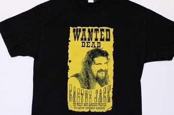 Ranking the Best Wrestler T-Shirts WWE Has Ever Released