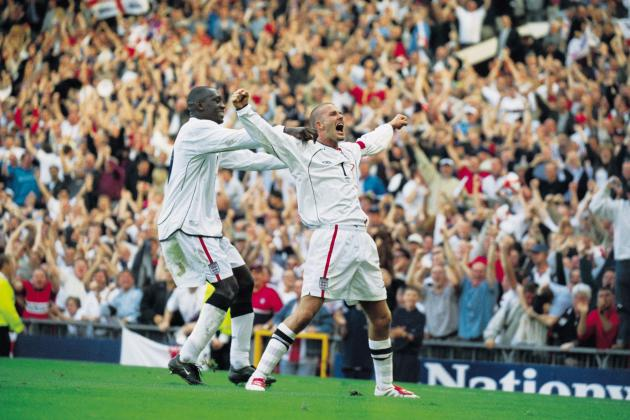 David Beckham Retires: Looking Back on Becks' Most Iconic Goals