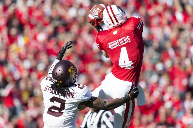 Wisconsin Football: Ranking the 5 Best Offensive Weapons for the Badgers