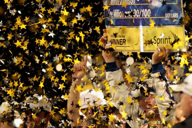 Ranking the Most Exciting Moments in NASCAR Sprint Cup All-Star History