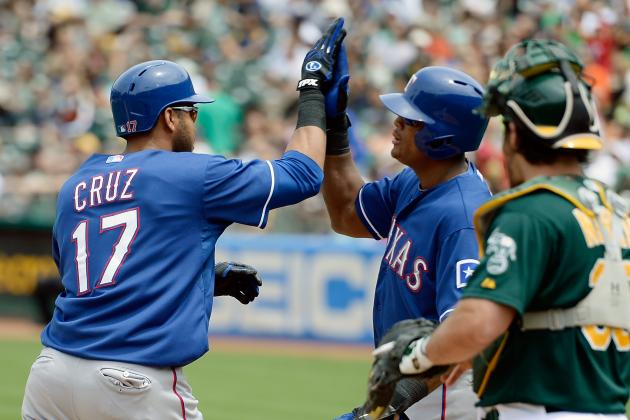 Oakland Athletics: 5 Key Takeaways from Series vs. Texas Rangers
