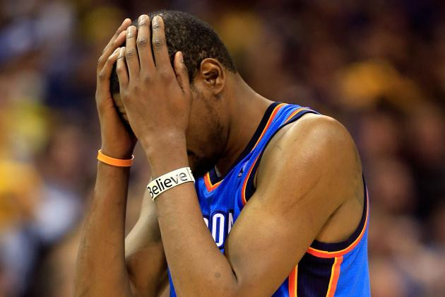 What's Next for OKC Thunder After 2013 Playoff Exit?