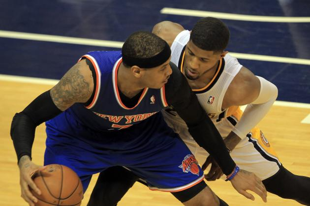 Indiana Pacers vs. New York Knicks: Game 5 Postgame Grades and Analysis