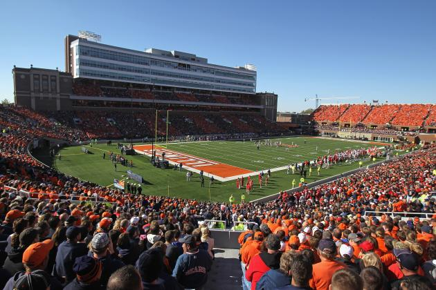 5 Things You Should Know About Illinois' Memorial Stadium