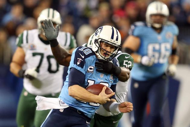 Tennessee Titans: 6 Players Feeling the Most Pressure Heading into Camp