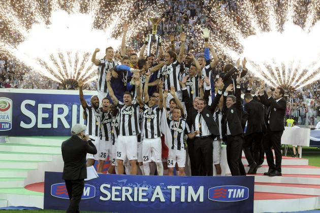 Why Juventus Will Win Serie A Next Season