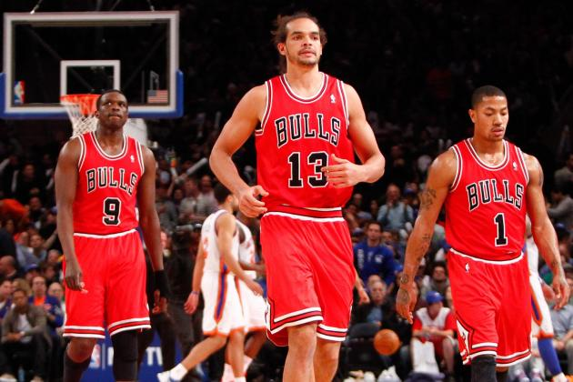 Predictions for Chicago Bulls in 2013-14