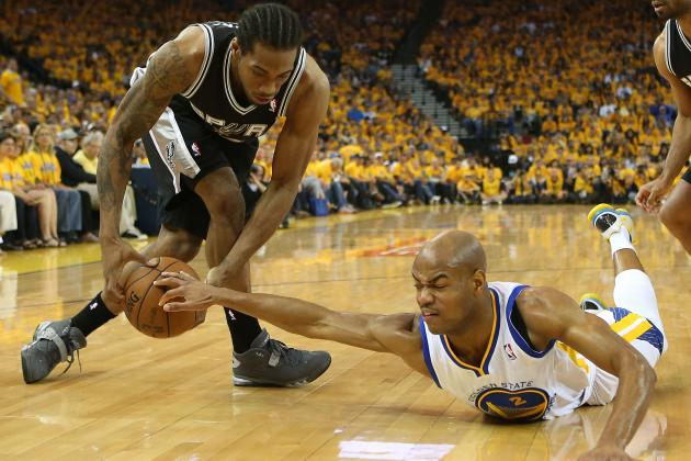SA Spurs vs. Golden State Warriors: Game 6 Postgame Grades and Analysis