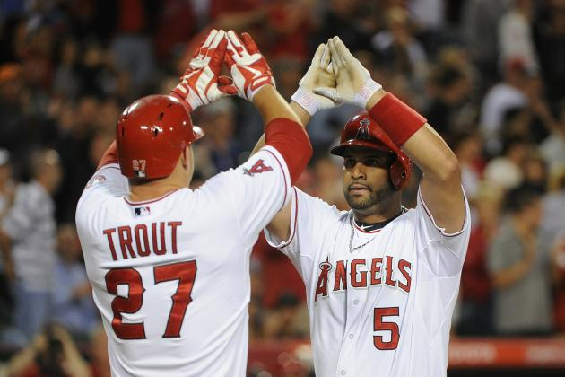 First-Quarter Grades for the Los Angeles Angels